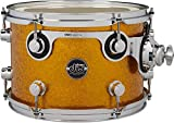 DW Performance Series Mounted Tom - 8'' x 12'' Gold Sparkle Finish Ply