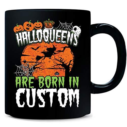 Halloween Costume Idea Halloqueens Born In Custom -