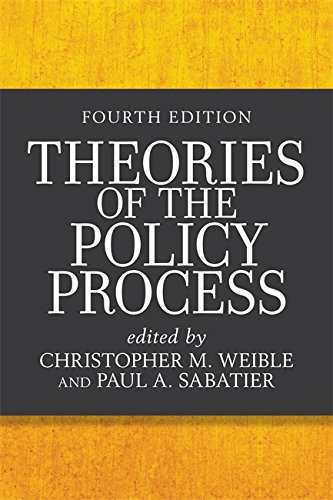 Theories Of Policy Process (Pb)
