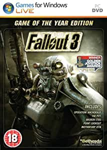 Fallout 3: Game of The Year Edition [UK Version]
