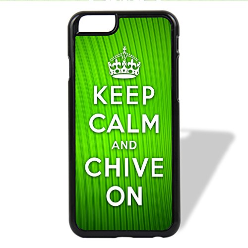 Coque,Keep Calm And Chive On Coque iphone 6/6s Case Coque, Keep Calm And Chive On Coque iphone 6/6s Case Cover