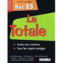La Totale Bac ES