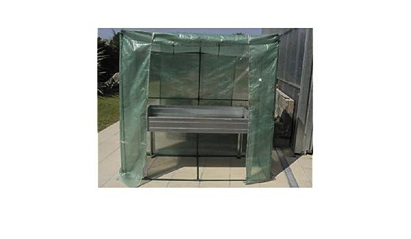 Invernadero doméstico para huerto urbano cja2009004: Amazon.es: Jardín