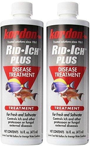 (2 Pack) Kordon Rid Ich Plus #37656 - 16oz.