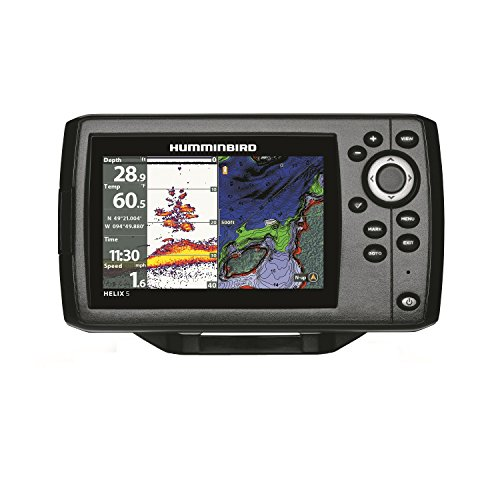 humminbird 410210 1 helix 5 chirp gps g2 fish finder