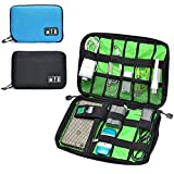 Panlom® Universal Electronics Accessories Travel Organiser / Hard Drive Case / Cable organiser - Black
