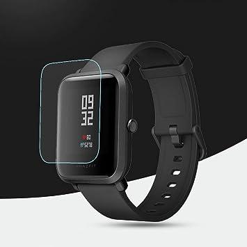 Lorenlli Smart Watch Protector de Pantalla Soft TPU Clear ...