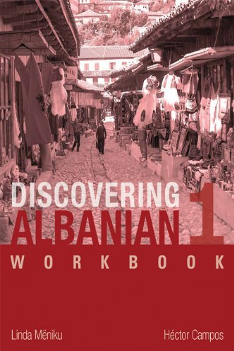 Discovering Albanian I: Workbook