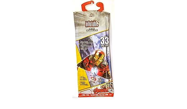 X-Kites Marvel Iron Man Cometa Inflable - 33 Pulgadas: Amazon.es ...