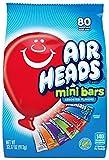 Airheads 80 Mini Bars, Chewy Fun Taffy