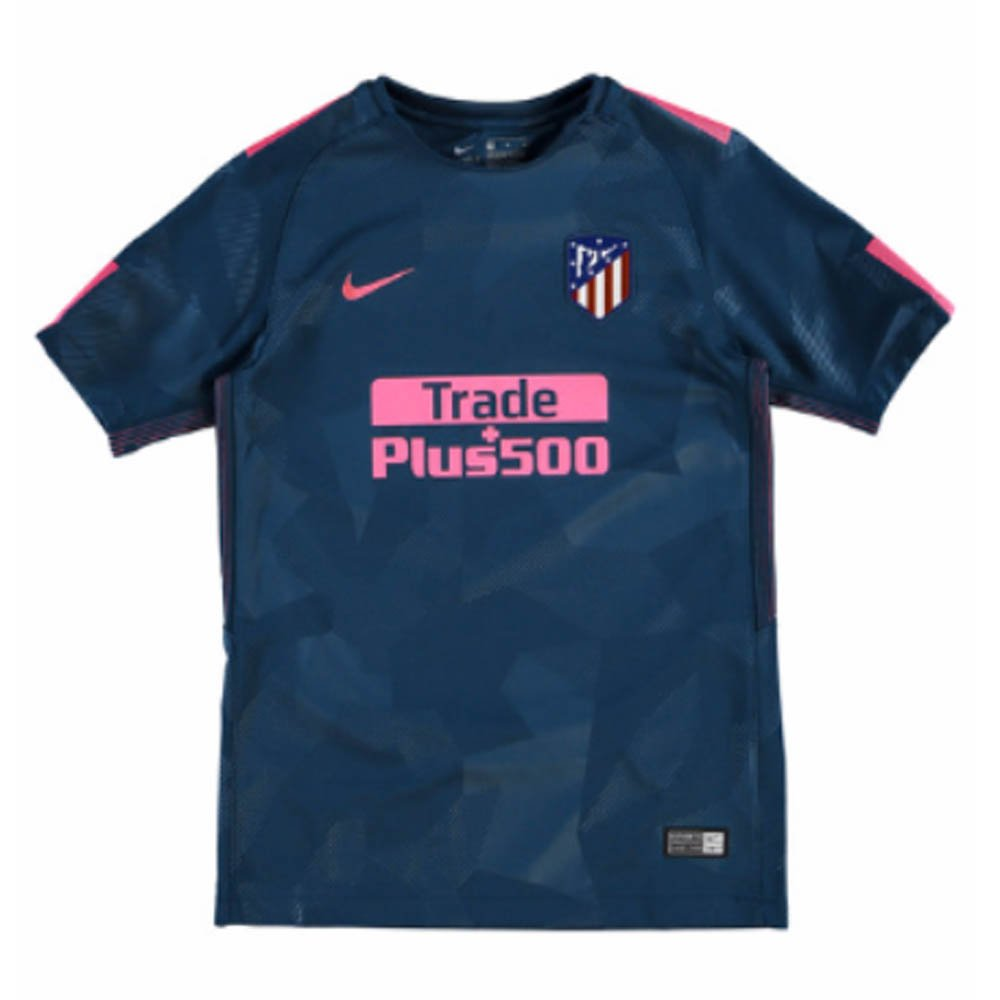 Nike Atletico Madrid Shirt, Kinder