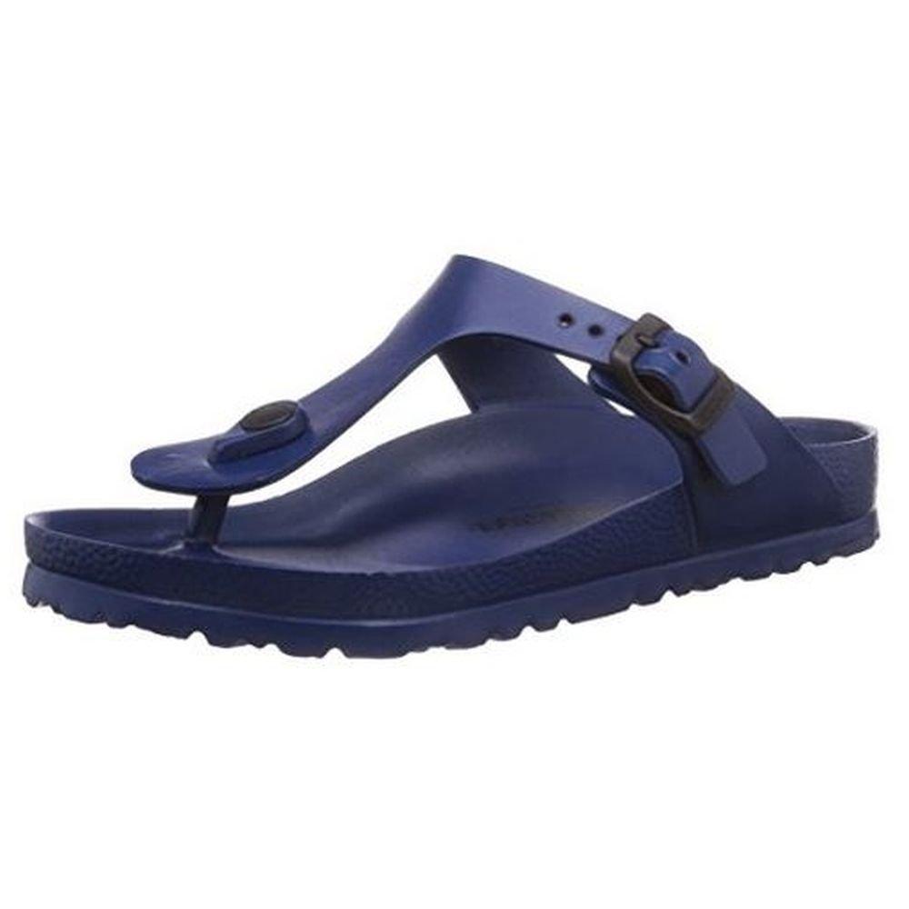 d6a7305c79e38 Birkenstock Women's Gizeh EVA Sandals (41 M EU, Navy Blue): Buy ...