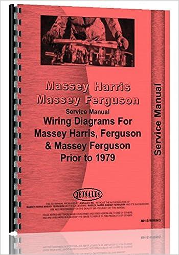 Service Manual Mey Harris Wiring Diagrams: Mey Harris: Amazon ... on