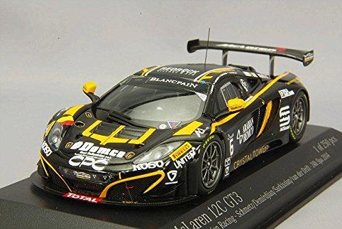 ¡no ser extrañado! McLaren 12 C GT3 boutsen ginion ginion ginion Racing No. 16 – 24H Spa 2014 (Schmetz – Demi rdjian – sarkissian – van der Drift)  70% de descuento