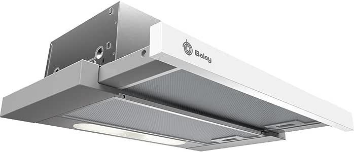 Balay 3BT736B - Campana Telescópica 3Bt736B Con 3 Velocidades: Amazon.es: Hogar