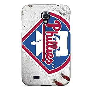 Awesome Case Cover/galaxy S4 Defender Case Cover(philadelphia Phillies)