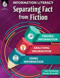 img - for Information Literacy: Separating Fact from Fiction (Professional Resources) book / textbook / text book