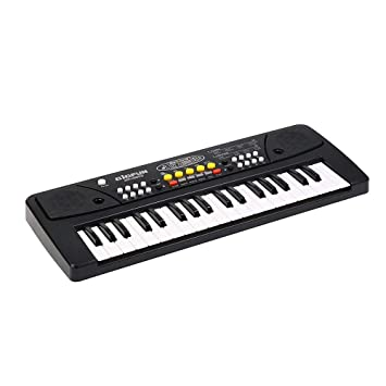 Chargable Piano para niños, jinruche 37 teclas Multifunktions carga electrónica Piano Teclado pädago gisches juguete