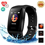Fitness Watch with Heart Rate Monitor IP68