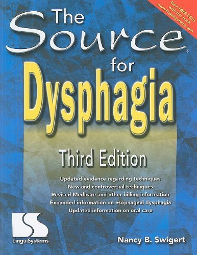 The Source for Dysphagia [With CDROM]