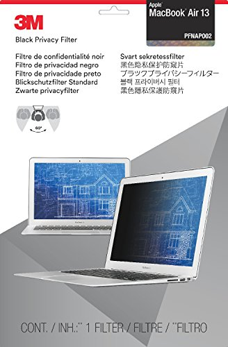 3m Pfnap002 Notebook Privacy Filter 13 Inch For Apple Macbook Air 13.3 In PFNAP002