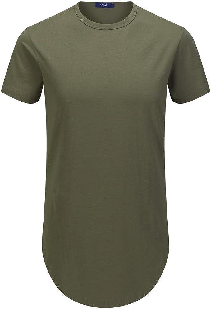 Mens Casual Big /& Tall Top V Neck Short Sleeve Athletic T-Shirts