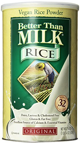 Better Than Milk Vegan Rice Powder, Original, 21.4 Ounce