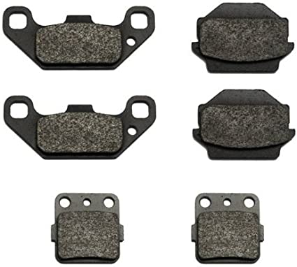 Brake Pads FITS KAWASAKI LAKOTA 300 KEF300 Rear Brakes 1995-2003