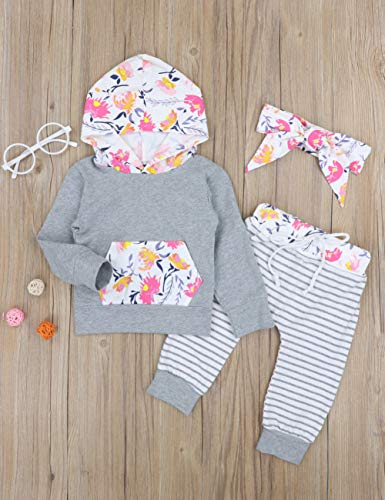 Baby-Girl-Outfits-Florals-Hoodie-Top-with-Pocket-Striped-Long-Pants-and-Headband-Clothes-Set