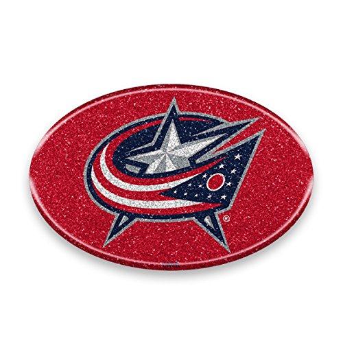 - NHL Columbus Blue Jackets Color Bling Emblem