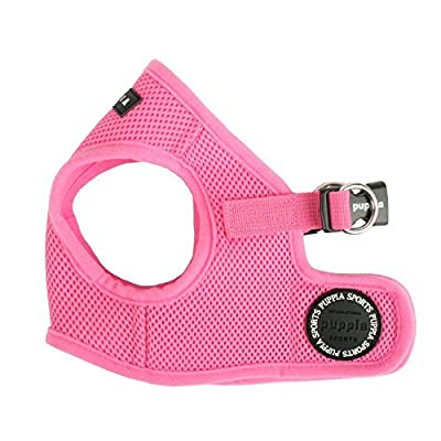Puppia Soft Vest Harness B by A.C. Kerman - Pet Products