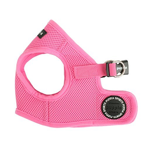 PUPPIA International Puppia Harness Soft B Vest Pink, Small