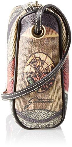 GATTINONI Gplb032 - Bolsos bandolera Mujer Varios colores (Classico)