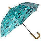 Hatley Boys' Great White Sharks Umbrella