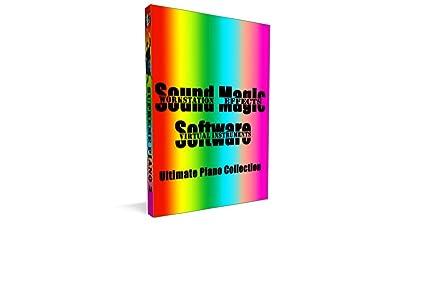 Amazon com: Sound Magic Supreme Piano 3 Virtual Instrument