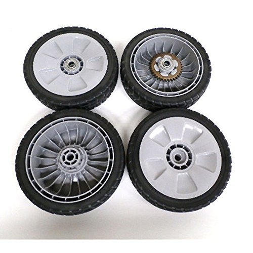 Honda Wheel Kit (2 Front 44710-VL0-L02ZB, 2 Back 42710-VE2-M02ZE)