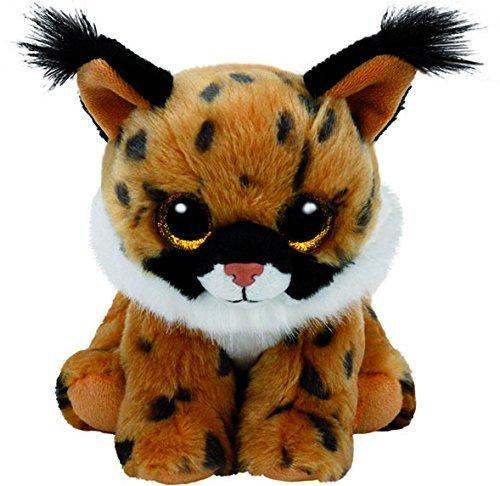 Baby Lynx - TY Beanie Boos Regular Plush (Larry Lynx)