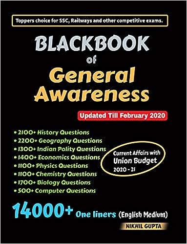 blackbook of general awareness pdf