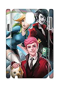 2015 popular Adventure Time Case for Samsung Galaxy Note 3 N9000,Bemmo phone Case for Samsung Galaxy Note 3 N9000.