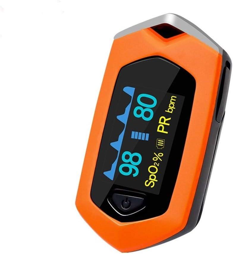 No Logo PM 100 Médico Recargable Dedo oxímetro de Pulso Digital oximetro De Dedo de SpO2 Deporte OLED Monitor cardiaco Plsoxímetro