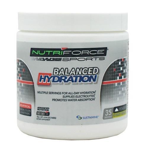 Nutriforce Balanced Hydration, Coconut Pineapple, 4.94 Ounce by Nutriforce