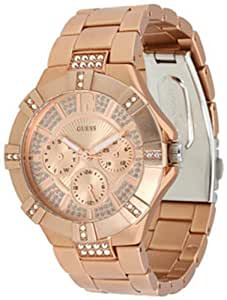 GUESS U12657L3 Vista Gold Aluminum
