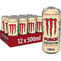 Monster Energy Pacific Punch 12 x 500ml