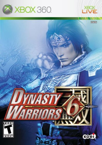 Dynasty Warriors 6 - Xbox 360 (Best Dynasty Warriors Character)