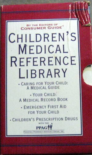 Download Children's Medical Reference Library (Boxed Set) pdf epub