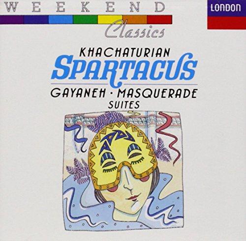 Khachaturian: Suites - Spartacus/Gayaneh/Masquerade