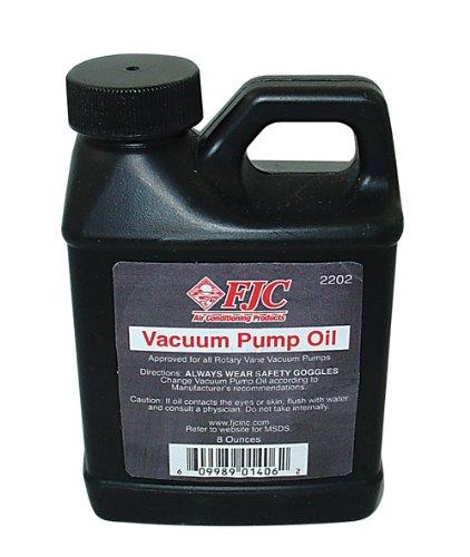 FJC 2202 Vacuum Pump Oil - 8 oz.