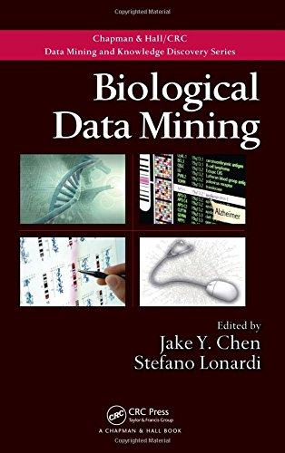 Biological Data Mining (Chapman & Hall/CRC Data Mining and Knowledge Discovery Series)