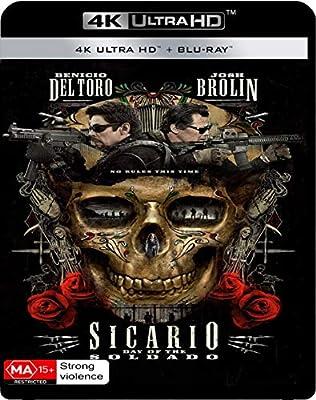 Amazon.com: Sicario Day of the Soldado 4K UHD / Blu-ray ...
