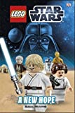 DK Readers Level 1: Lego Star Wars - A New Hope